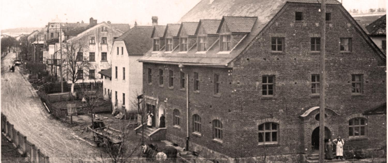 Geschichte-Haus